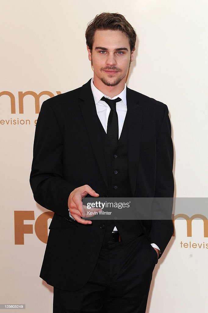 Actor Gray Damon arrives at the 63rd Annual Primetime Emmy Awards held at Nokia Theatre L.A. LIVE on September 18, 2011 in Los Angeles, California.