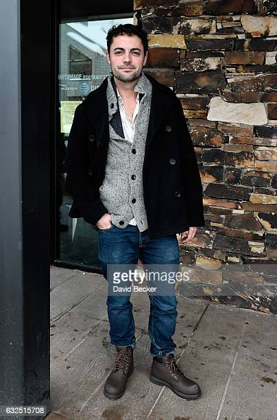 Actor Grayson DeJesus from the film 'Kate Can't Swim' attends the 2017 Sundance Film Festival on January 23 2017 in Park City Utah