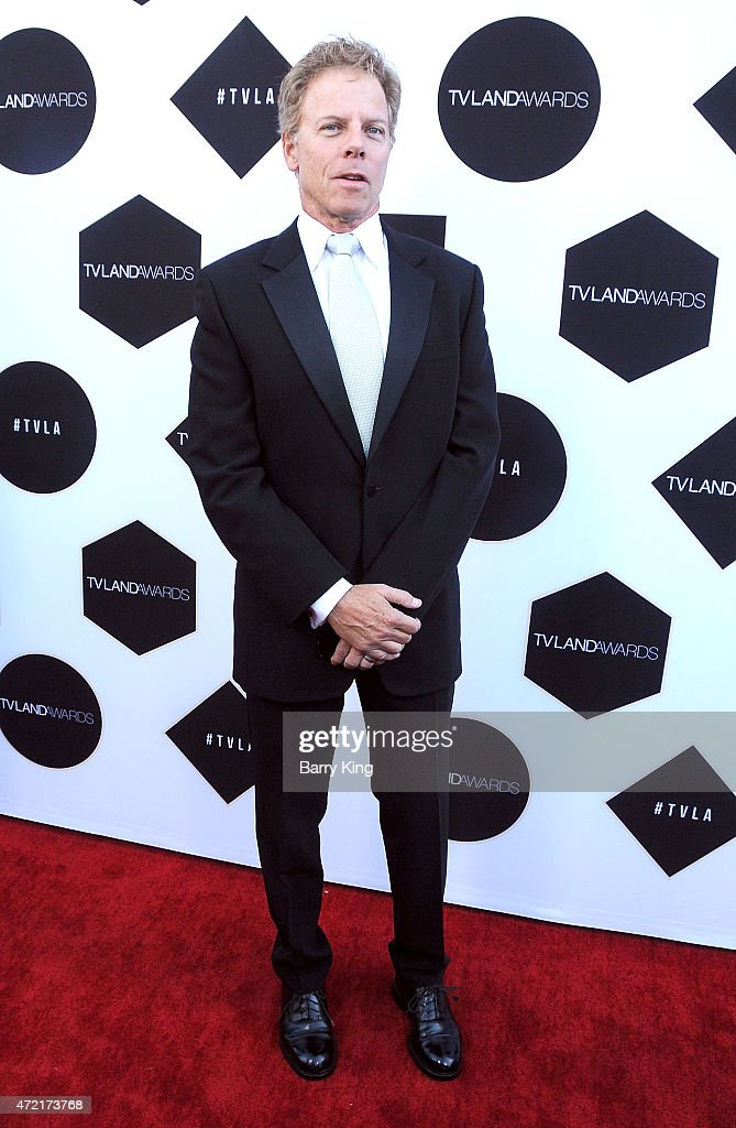 Actor Greg Germann attends the 2015 TV LAND Awards at Saban Theatre on April 11, 2015 in Beverly Hills, California.