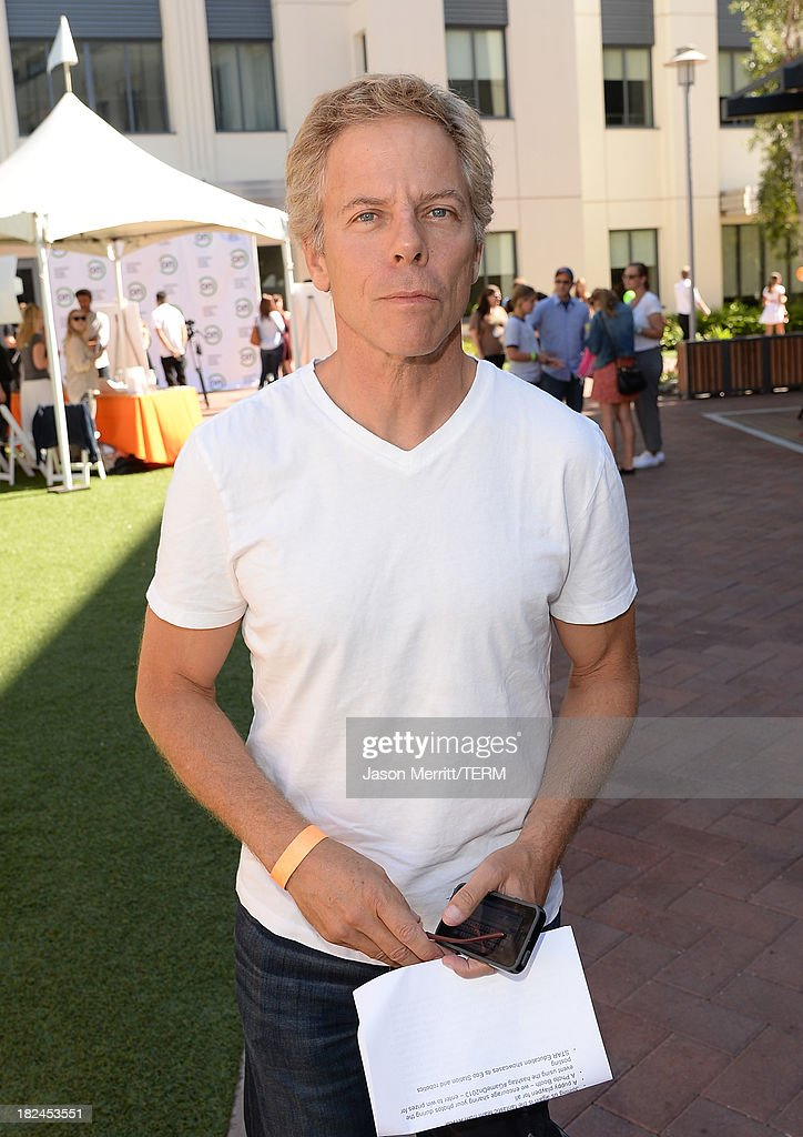Actor Greg Germann attends the 2nd Annual GameOn! fundraiser hosted by Common Sense Media at Sony Pictures Studios on September 29, 2013 in Culver City, California.