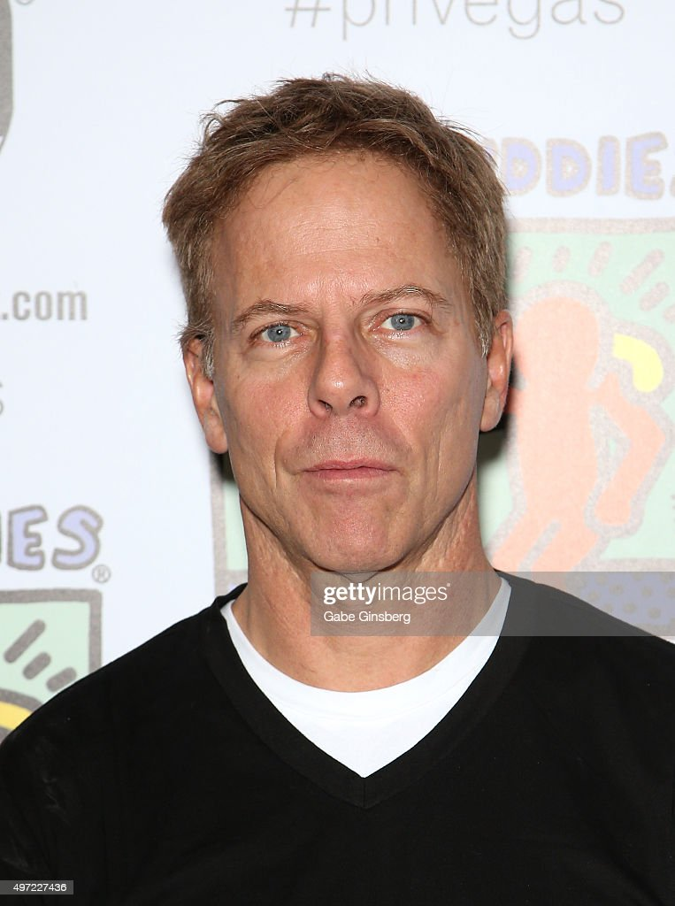 Actor Greg Germann attends the All In for Best Buddies celebrity poker tournament at Planet Hollywood Resort & Casino on November 14, 2015 in Las Vegas, Nevada.