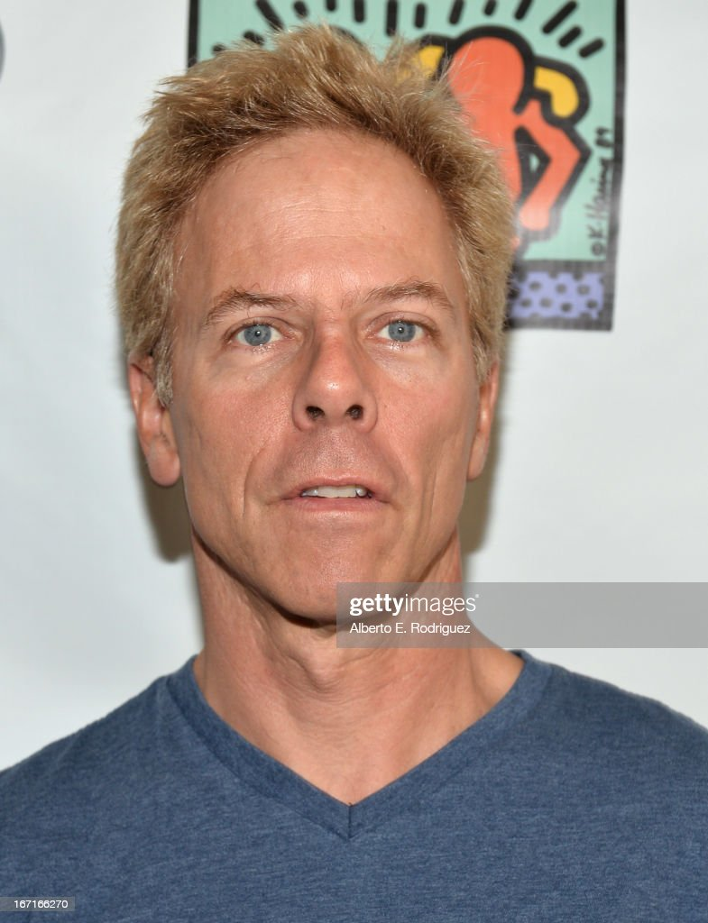 Actor <a gi-track='captionPersonalityLinkClicked' href=/galleries/search?phrase=Greg+Germann&family=editorial&specificpeople=689569 ng-click='$event.stopPropagation()'>Greg Germann</a> attends the Best Buddies' Bowling For Buddies Event at Lucky Strike Lanes at L.A. Live on April 21, 2013 in Los Angeles, California.