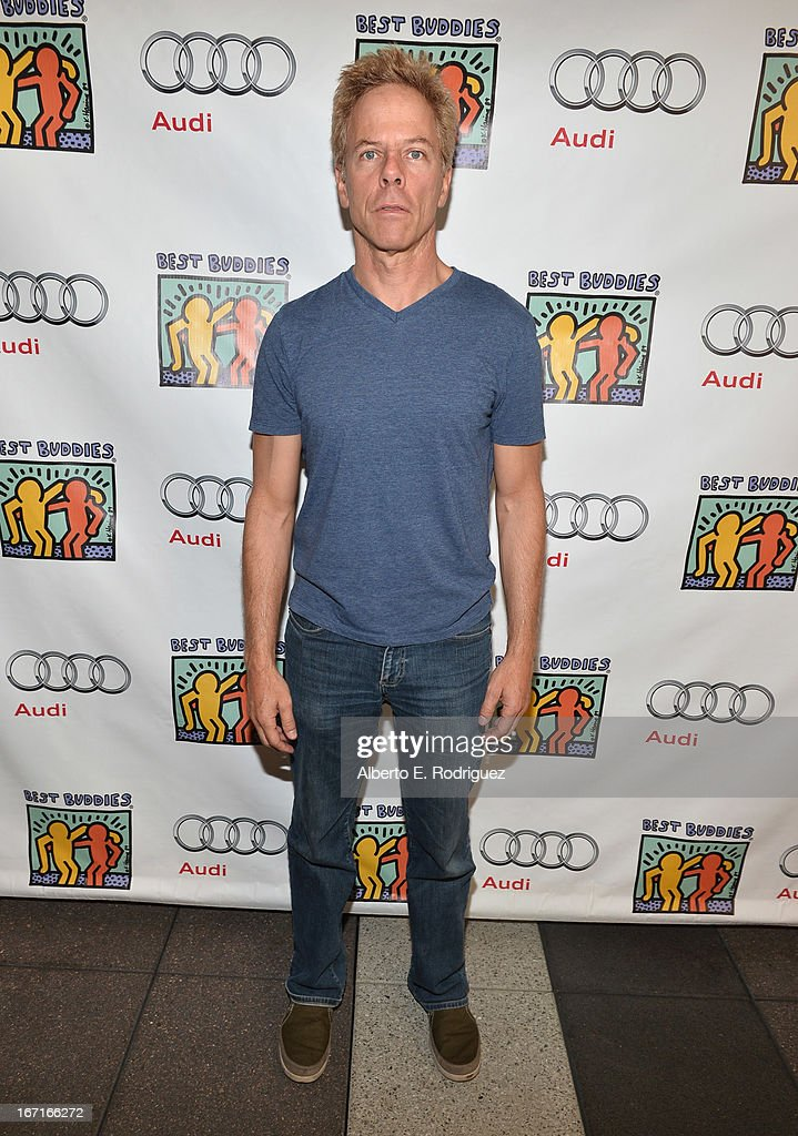 Actor Greg Germann attends the Best Buddies' Bowling For Buddies Event at Lucky Strike Lanes at L.A. Live on April 21, 2013 in Los Angeles, California.