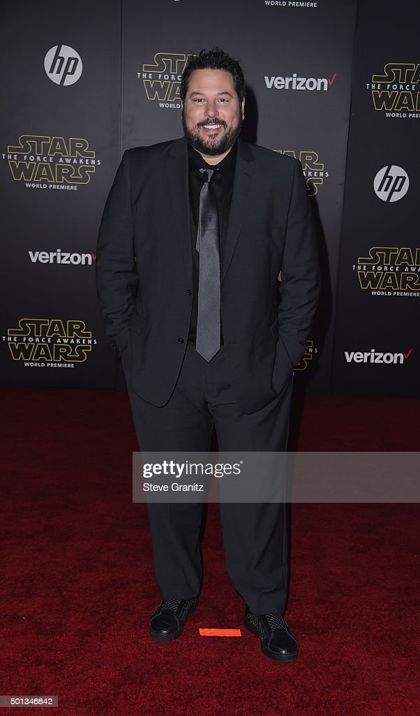 Actor Greg Grunberg arrives at the premiere of Walt Disney Pictures' and Lucasfilm's 'Star Wars: The Force Awakens' at the Dolby Theatre, TCL Chinese Theatre and El Capitan Theatre on December 14, 2015 in Hollywood, California.