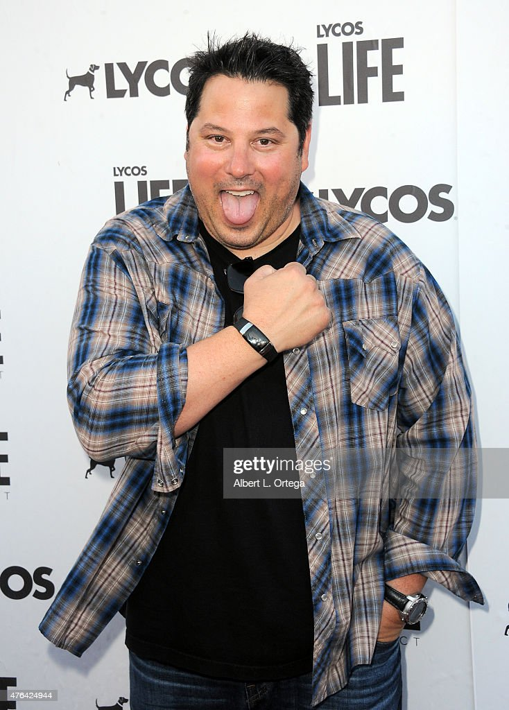 Actor Greg Grunberg arrives for LYCOS Life and the LYCOS Life Project Launch Party with a Kansas Style BBQ and performance by Band From TV on June 8, 2015 in North Hollywood, California.