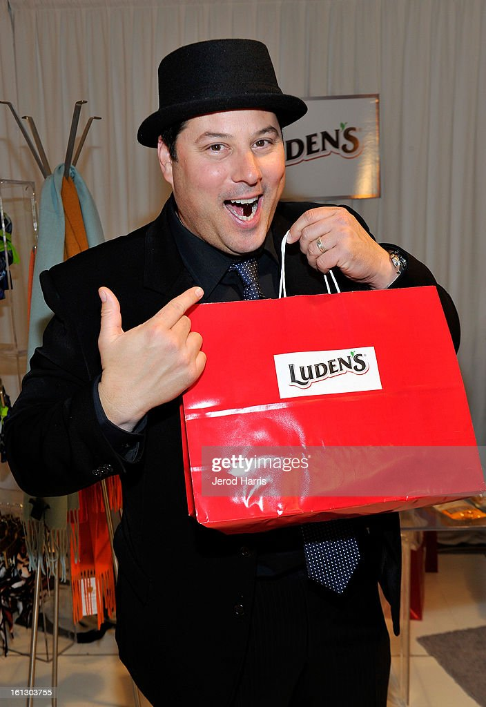 Actor <a gi-track='captionPersonalityLinkClicked' href=/galleries/search?phrase=Greg+Grunberg&family=editorial&specificpeople=561118 ng-click='$event.stopPropagation()'>Greg Grunberg</a> attends the GRAMMY Gift Lounge during the 55th Annual GRAMMY Awards at STAPLES Center on February 9, 2013 in Los Angeles, California.