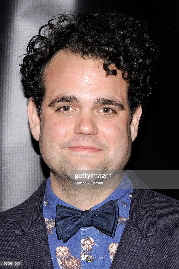 Actor Greg Hildreth arrives at the 31st Annual Lucille Lortel Awards at NYU Skirball Center on May 1, 2016 in New York City.