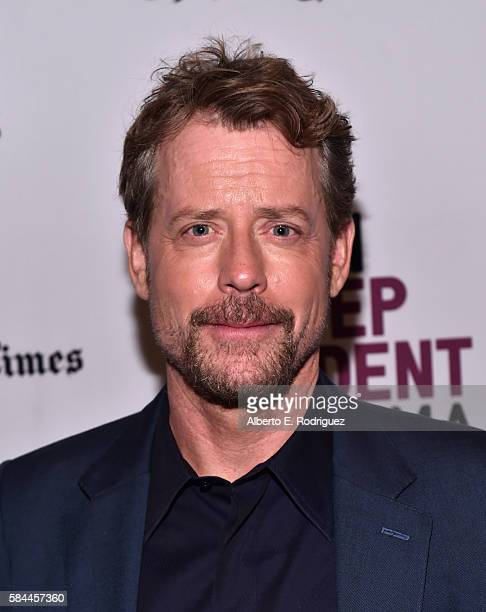 Actor Greg Kinnear attends Film Independent at LACMA's Special Screening and QA of 'Little Men' at The Bing Theatre At LACMA on July 28 2016 in Los...