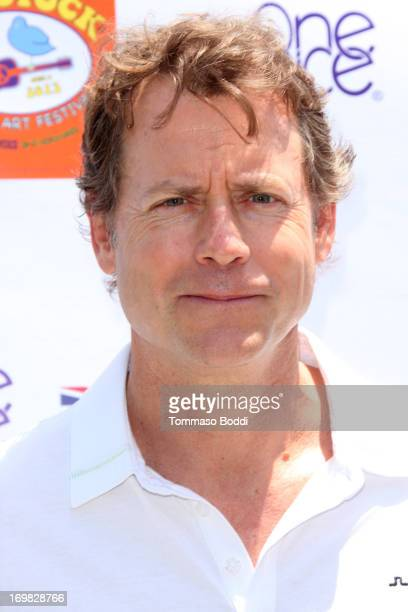 Actor Greg Kinnear attends the 7th annual Kidstock Music and Art Festiva held at the Greystone Mansion on June 2 2013 in Beverly Hills California