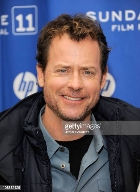 Actor Greg Kinnear attends 'The Convincer' Premiere at the Eccles Center Theatre during the 2011 Sundance Film Festival on January 25 2011 in Park...