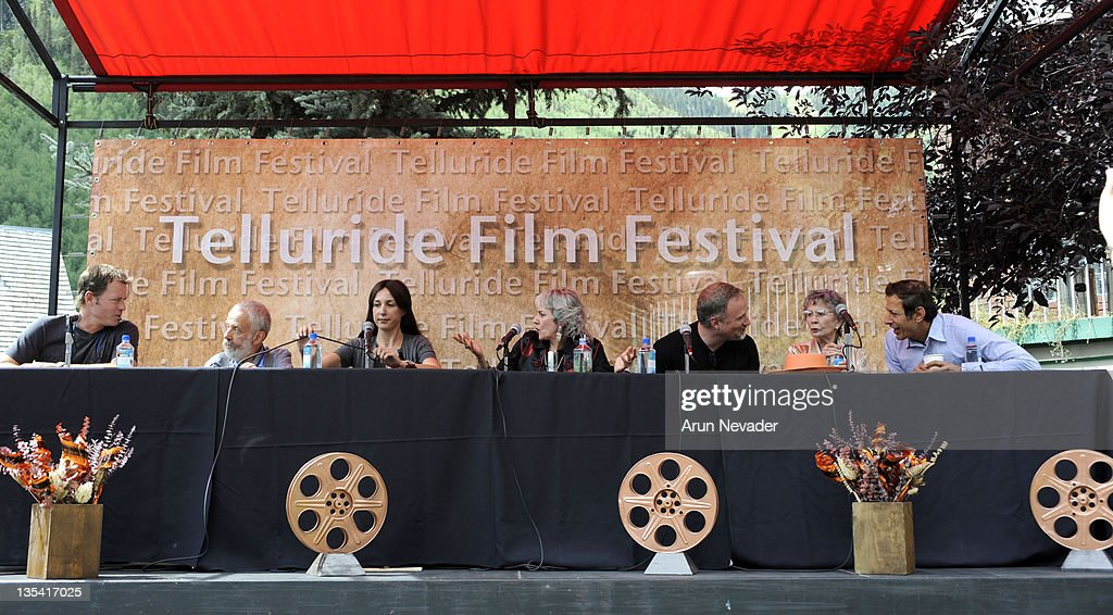 The 35th Telluride Film Festival - The Director and The Actor: Cultivating