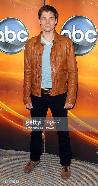 Actor Greg Smith attends the Disney ABC Television Group Host 'May Press Junket 2011' at ABC Studios on May 14 2011 in Burbank California