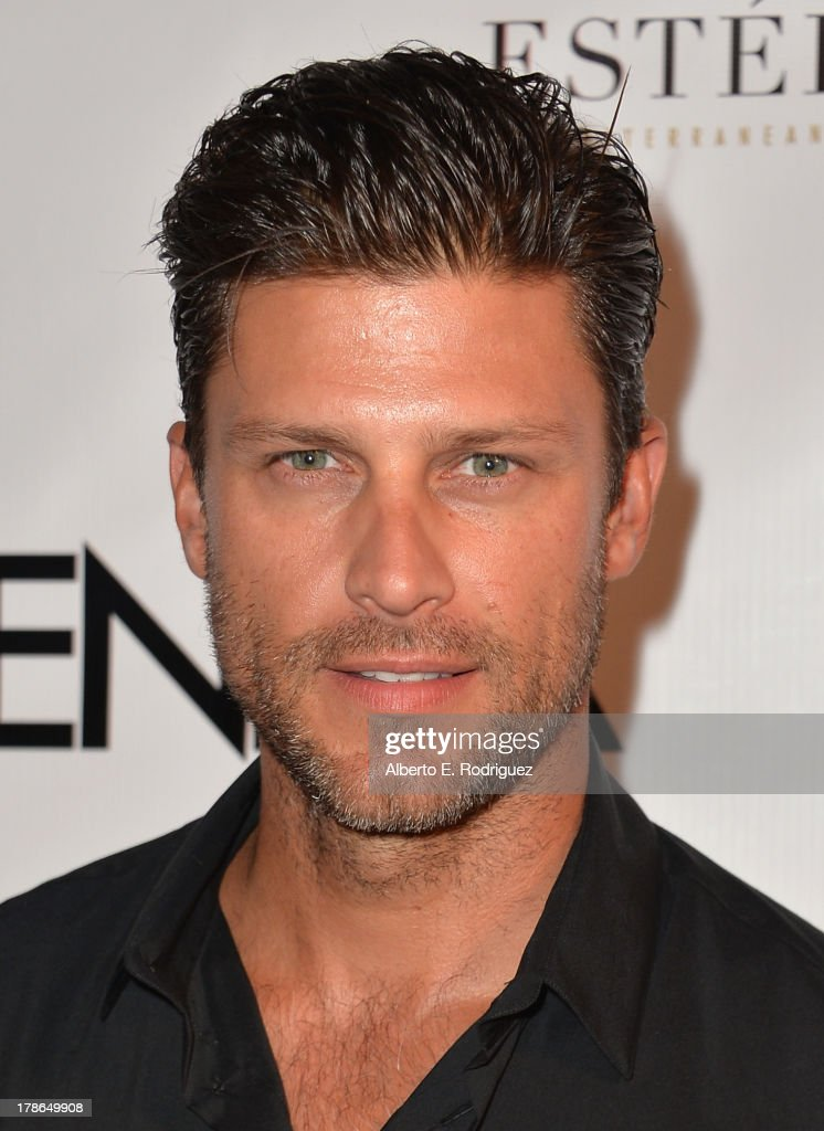 Actor <a gi-track='captionPersonalityLinkClicked' href=/galleries/search?phrase=Greg+Vaughan&family=editorial&specificpeople=657699 ng-click='$event.stopPropagation()'>Greg Vaughan</a> arrives to Genlux Magazine's Issue Release party featuring Erika Christensen at The Sofitel Hotel on August 29, 2013 in Los Angeles, California.