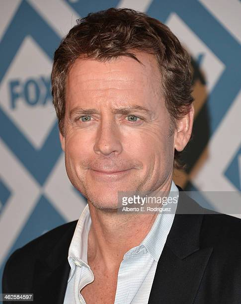 Actor Gregg Kinnear arrives to the 2014 Fox AllStar Party at the Langham Hotel on January 13 2014 in Pasadena California