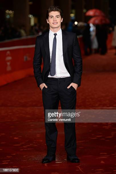 Actor Gregg Sulkin attends 'Another Me' Premiere during The 8th Rome Film Festival on November 15 2013 in Rome Italy