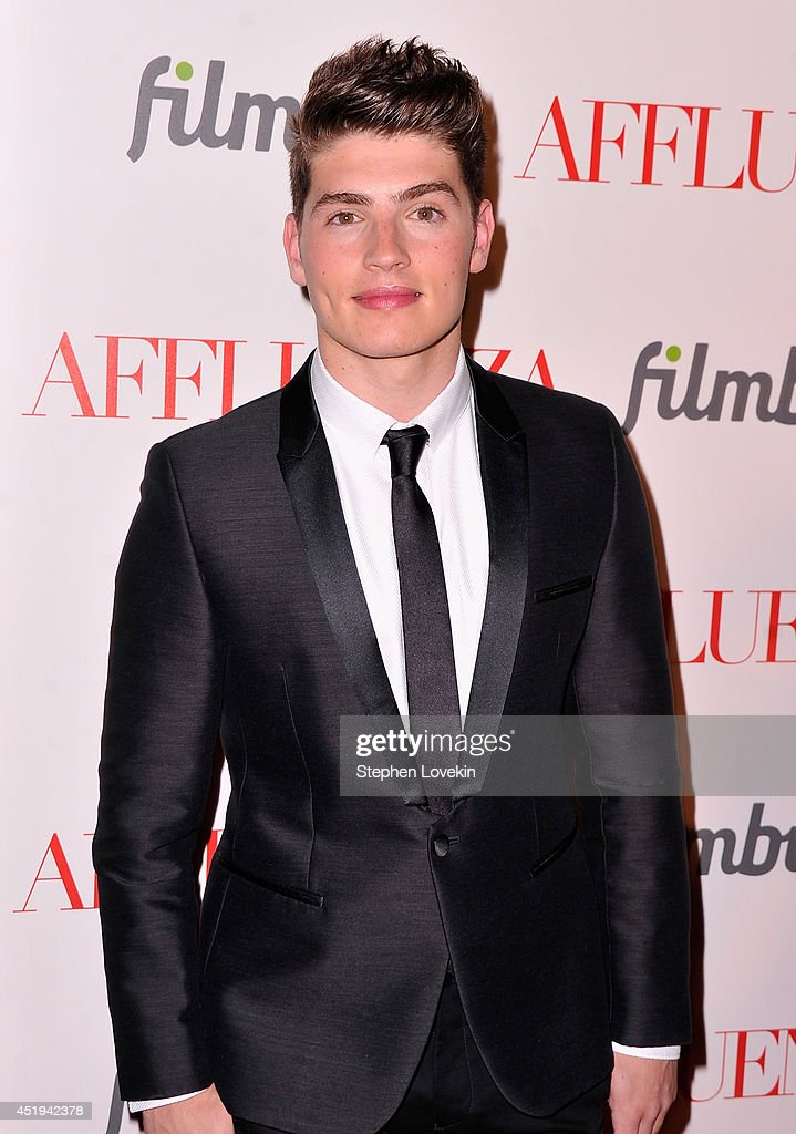 Actor <a gi-track='captionPersonalityLinkClicked' href=/galleries/search?phrase=Gregg+Sulkin&family=editorial&specificpeople=3970071 ng-click='$event.stopPropagation()'>Gregg Sulkin</a> attends the 'Affluenza' premiere at SVA Theater on July 9, 2014 in New York City.