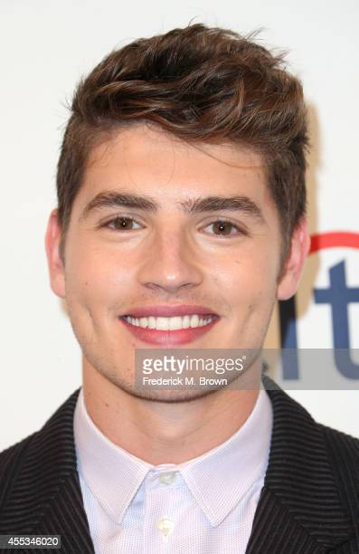 Actor Gregg Sulkin attends The Paley Center for Media's PaleyFest 2014 Fall TV Preview MTV at The Paley Center for Media on September 12 2014 in...