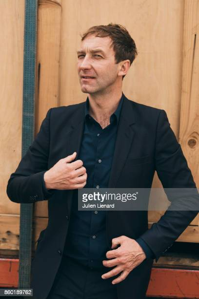 Actor Gregoire Monsaingeon is photographed for Self Assignment on May 23 2017 in Cannes France