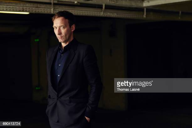 Actor Gregoire Monsaingeon is photographed on May 25 2017 in Cannes France