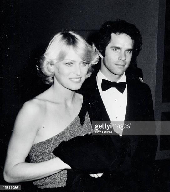 Actor Gregory Harrison and wife Randi Oakes attending Sixth Annual People's Choice Awards on January 24 1980 at the Hollywood Palladium in Hollywood...