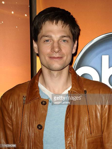 Actor Gregory Smith attends the Disney ABC Television Group May press junket on May 14 2011 in Burbank California
