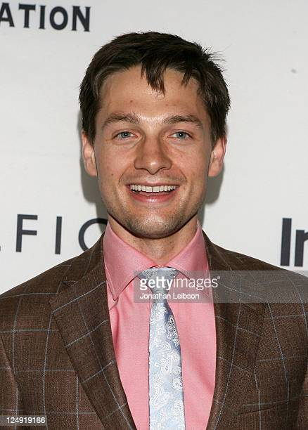 Actor Gregory Smith attends Tommy Hilfiger Hosts Hollywood Foreign Press Association and InStyle TIFF Party at Windsor Arms Hotel on September 13...