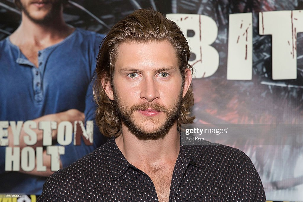 greyston holt supernatural