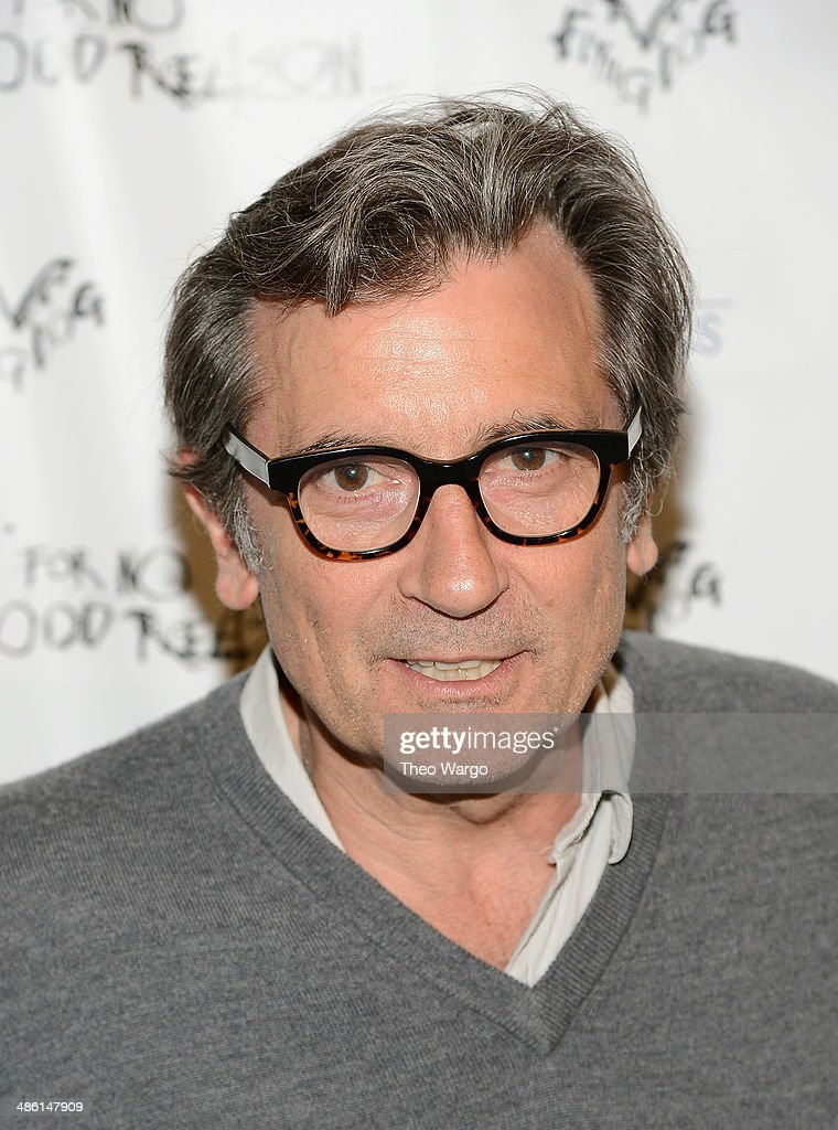 Actor <a gi-track='captionPersonalityLinkClicked' href=/galleries/search?phrase=Griffin+Dunne&family=editorial&specificpeople=213863 ng-click='$event.stopPropagation()'>Griffin Dunne</a> attends the 'For No Good Reason' screening at AMC Loews 19th Street Theater on April 22, 2014 in New York City.