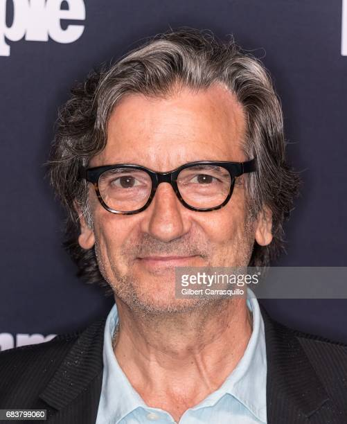 Actor Griffin Dunne of I Love Dick attends Entertainment Weekly People New York Upfronts at 849 6th Ave on May 15 2017 in New York City