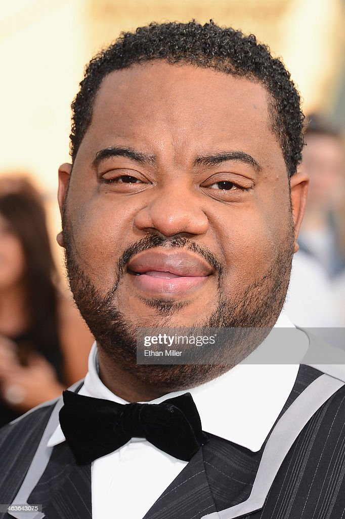 Actor Grizz Chapman attends the 20th Annual Screen Actors Guild Awards at The Shrine Auditorium on January 18 2014 in Los Angeles California