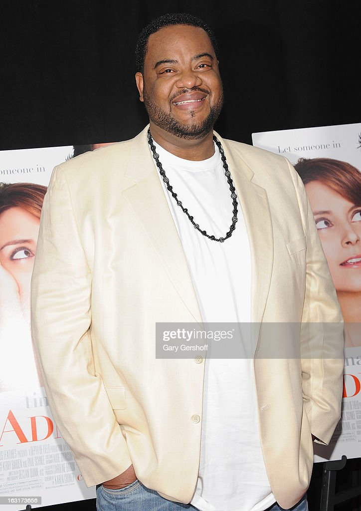 Actor <a gi-track='captionPersonalityLinkClicked' href=/galleries/search?phrase=Grizz+Chapman&family=editorial&specificpeople=4467170 ng-click='$event.stopPropagation()'>Grizz Chapman</a> attends the 'Admission' New York premiere at AMC Loews Lincoln Square 13 on March 5, 2013 in New York City.