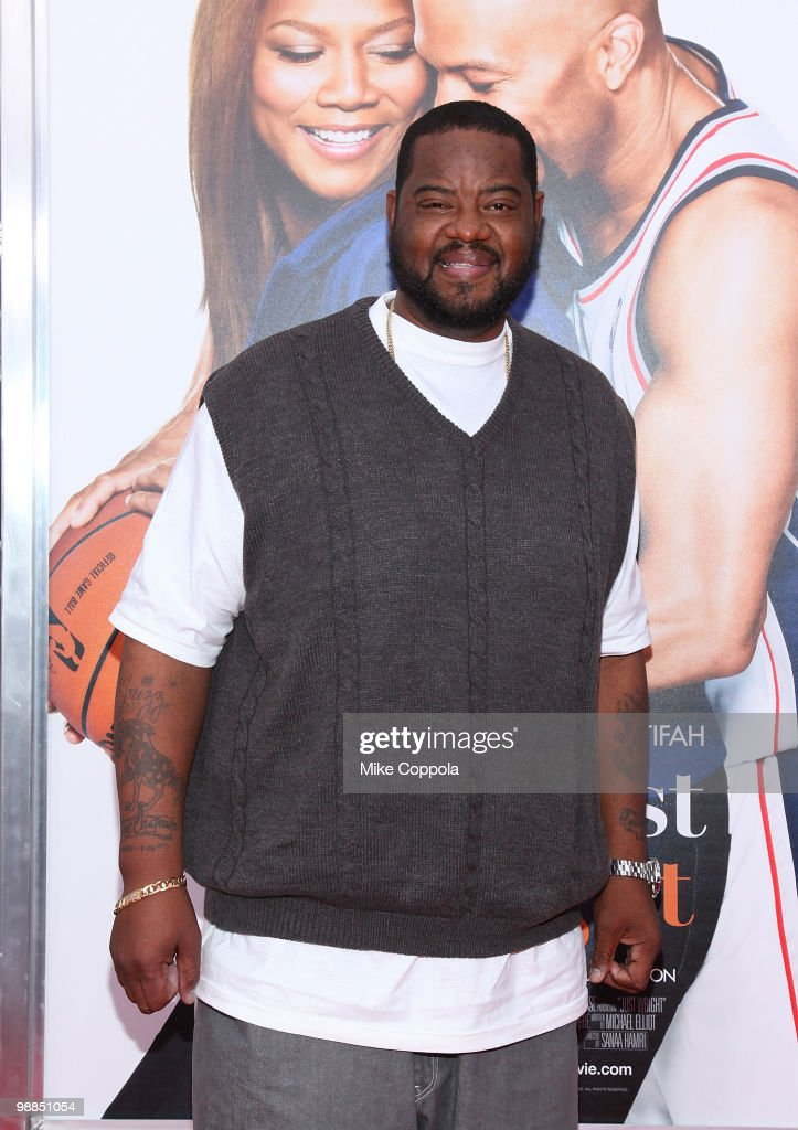 Actor Grizz Chapman attends the premiere of 'Just Wright' at Ziegfeld Theatre on May 4 2010 in New York City