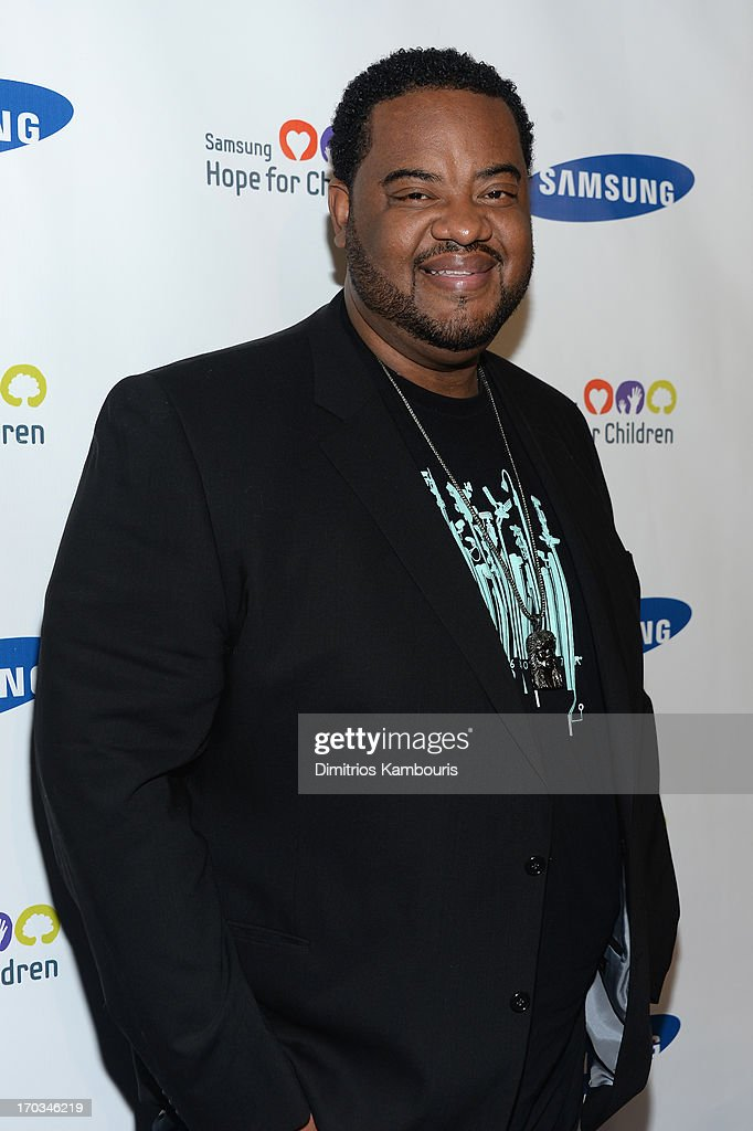Actor <a gi-track='captionPersonalityLinkClicked' href=/galleries/search?phrase=Grizz+Chapman&family=editorial&specificpeople=4467170 ng-click='$event.stopPropagation()'>Grizz Chapman</a> attends the Samsung's Annual Hope for Children Gala at Cipriani's in Wall Street on June 11, 2013 in New York City.