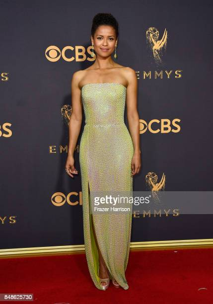Actor Gugu MbathaRaw attends the 69th Annual Primetime Emmy Awards at Microsoft Theater on September 17 2017 in Los Angeles California