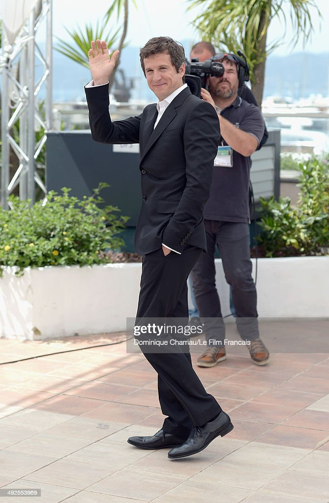 Actor Guillaume Canet attends the 'In The Name Of My Daughter' photocall at the 67th Annual Cannes Film Festival on May 21 2014 in Cannes France