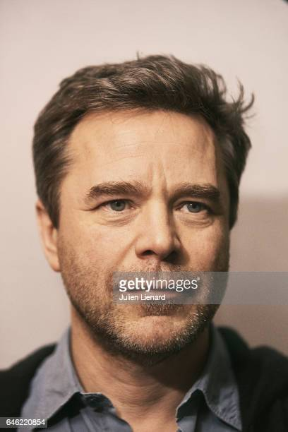 Actor Guillaume de Tonquedec is photographed for Self Assignment on January 20 2017 in Paris France