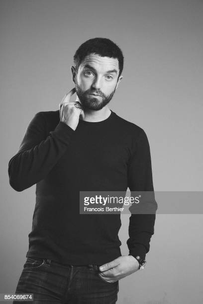 Actor Guillaume Gouix is photographed for Self Assignment on January 19 2017 in Paris France