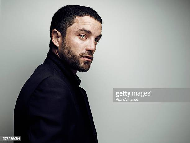 Actor Guillaume Gouix is photographed for Self Assignment on June 21 2013 in Cabourg France