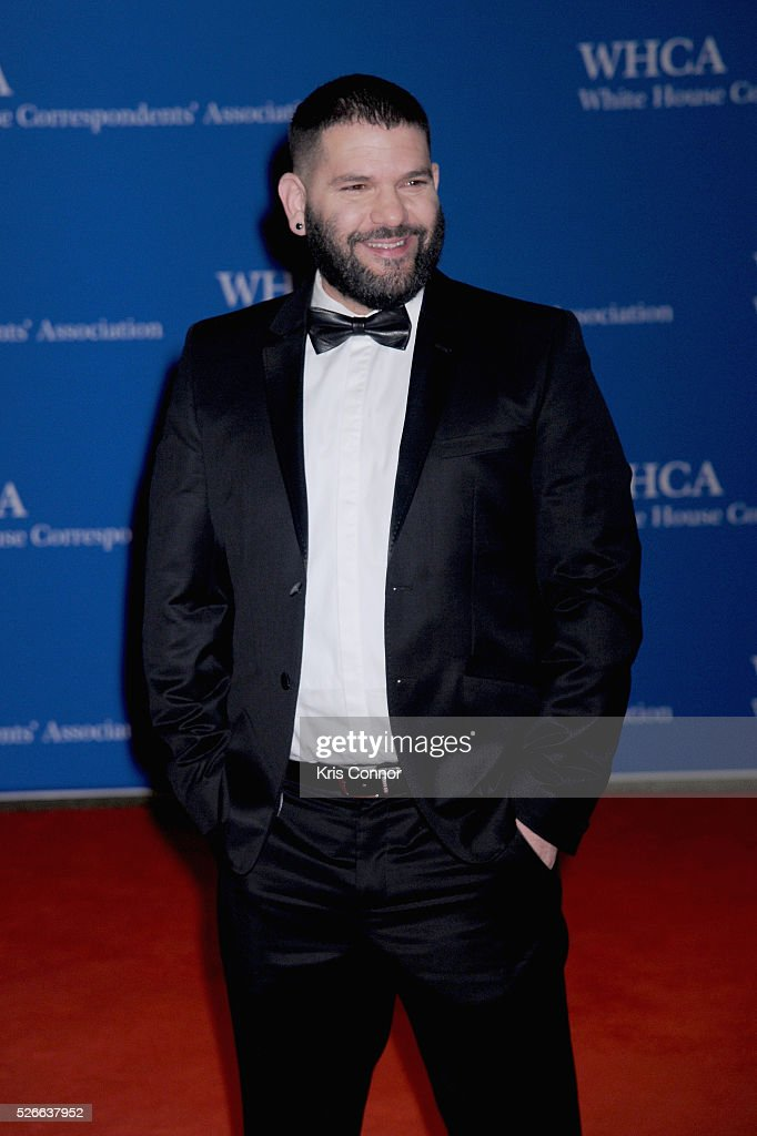 Actor Guillermo D��az attends the 102nd White House Correspondents' Association Dinner on April 30, 2016 in Washington, DC.