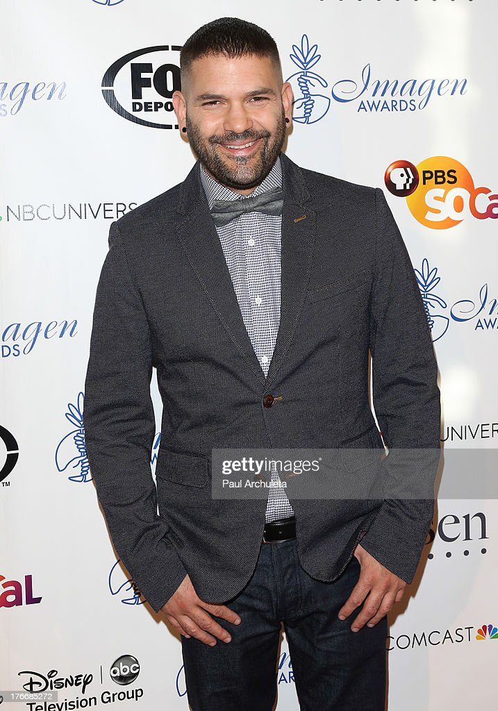 Actor Guillermo Daz attends the 28th annual Imagen Awards at The Beverly Hilton Hotel on August 16, 2013 in Beverly Hills, California.