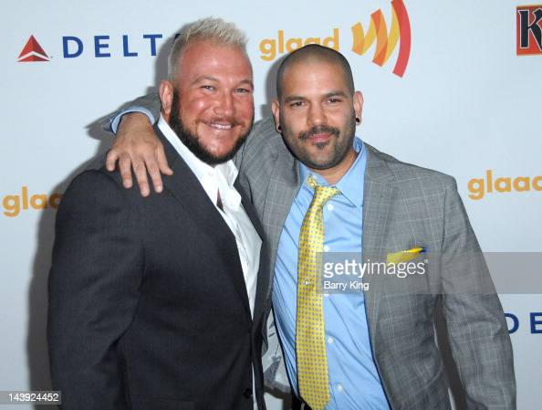 Actor Guillermo Diaz and his...