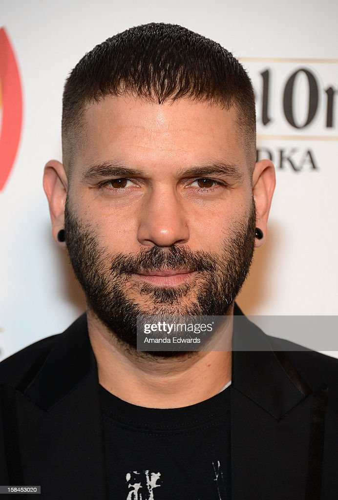 Actor <a gi-track='captionPersonalityLinkClicked' href=/galleries/search?phrase=Guillermo+Diaz+-+Actor&family=editorial&specificpeople=4603293 ng-click='$event.stopPropagation()'>Guillermo Diaz</a> arrives at the GLAAD Tidings Annual Holiday Celebration at The London Hotel on December 16, 2012 in West Hollywood, California.