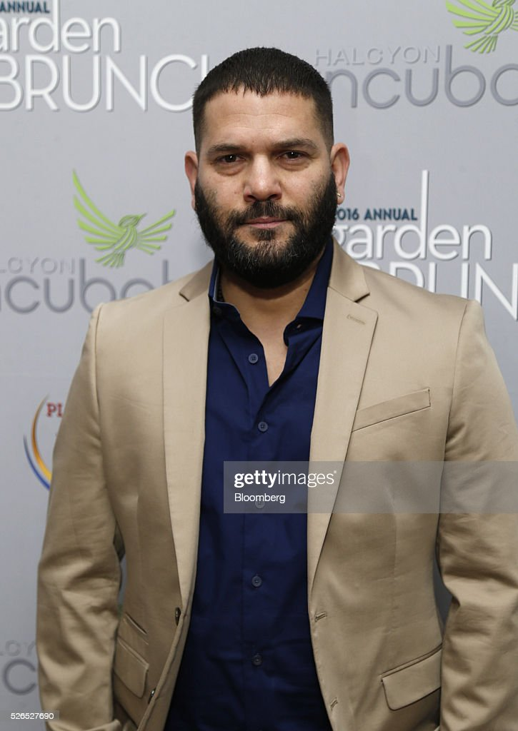 Actor Guillermo Diaz attends the 23rd Annual White House Correspondents' Garden Brunch in Washington, D.C., U.S., on Saturday, April 30, 2016. The event will raise awareness for Halcyon Incubator, an organization that supports early stage social entrepreneurs 'seeking to change the world' through an immersive 18-month fellowship program. Photographer: Andrew Harrer/Bloomberg via Getty Images