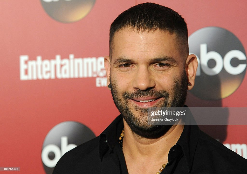 Actor Guillermo Diaz attends the Entertainment Weekly & ABC 2013 New York Upfront Party at The General on May 14, 2013 in New York City.