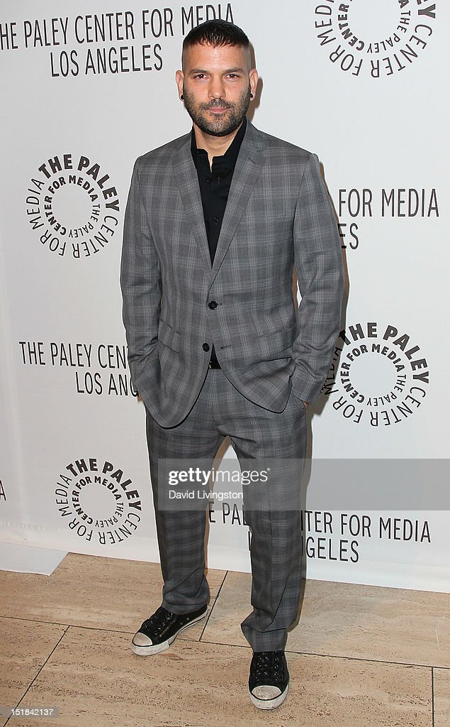 Actor <a gi-track='captionPersonalityLinkClicked' href=/galleries/search?phrase=Guillermo+Diaz+-+Actor&family=editorial&specificpeople=4603293 ng-click='$event.stopPropagation()'>Guillermo Diaz</a> attends The Paley Center for Media's 2012 PaleyFest: Fall TV Preview Party for ABC at The Paley Center for Media on September 11, 2012 in Beverly Hills, California.