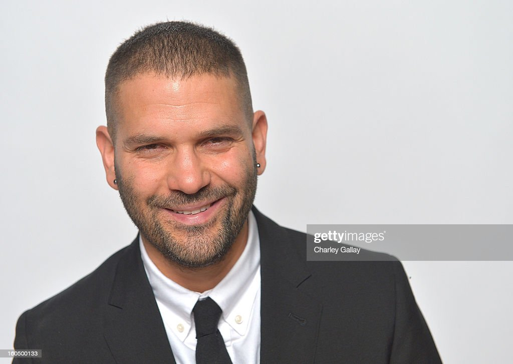 Actor <a gi-track='captionPersonalityLinkClicked' href=/galleries/search?phrase=Guillermo+Diaz+-+Sk%C3%A5despelare&family=editorial&specificpeople=4603293 ng-click='$event.stopPropagation()'>Guillermo Diaz</a> poses for a portrait during the 44th NAACP Image Awards at The Shrine Auditorium on February 1, 2013 in Los Angeles, California.