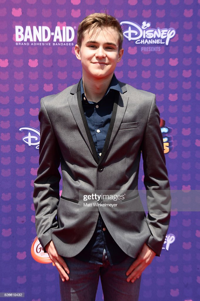 Actor Gus Kamp attends the 2016 Radio Disney Music Awards at Microsoft Theater on April 30, 2016 in Los Angeles, California.