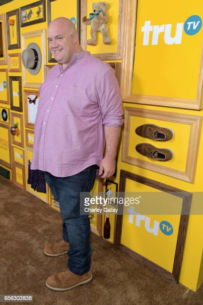 Actor Guy Branum at truTV's 'Upscale with Prentice Penny' Premiere at The London Hotel on March 21 2017 in West Hollywood California 26858_001