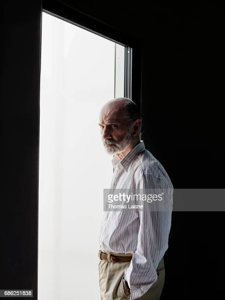 Actor Guy Marchand is photographed for Self Assignment on May 20 2017 in Cannes France