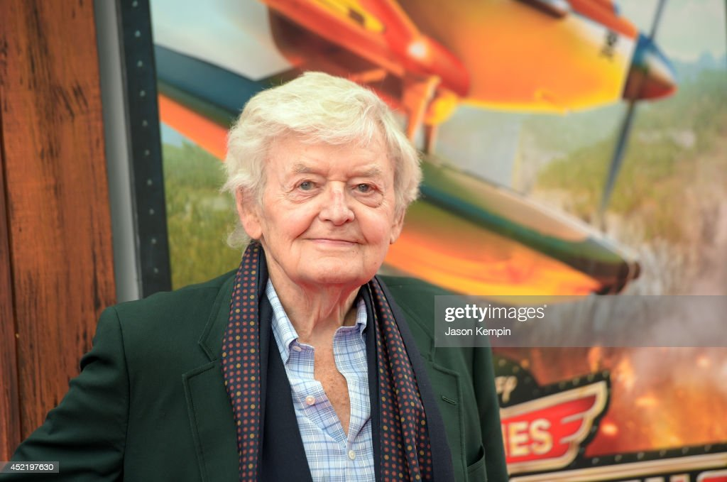 Actor Hal Holbrook attends the premiere of Disney's 'Planes: Fire & Rescue' at the El Capitan Theatre on July 15, 2014 in Hollywood, California.